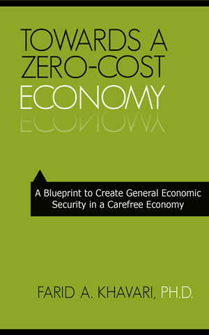 Towards a Zero-Cost Economy - book cover